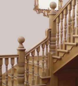 Stair Components/ Accessories