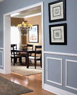 Panel/ Corner Moldings