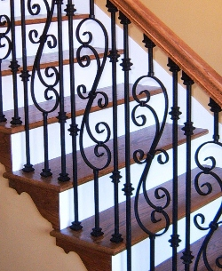 Forged Iron Balusters