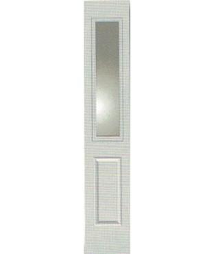 2 Panel Fiberglass Smooth Exterior Sidelite (141)