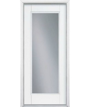 Belleville 1 panel fiberglass smooth exterior door bls122 Belleville fiberglass doors