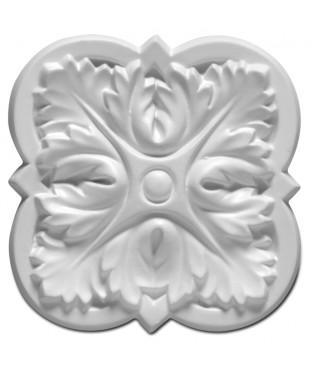 "5"" Gardenia Polyurethane Rosette (85314)"