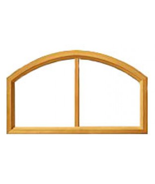 400 Series Vinyl Clad Arch Window