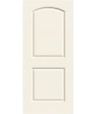 Caiman Primed 2 Panel Smooth Door