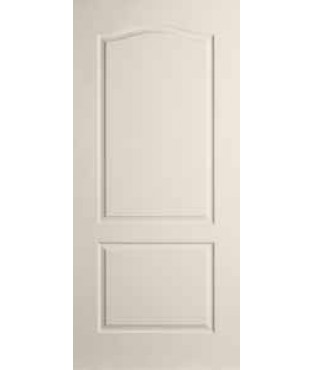 Camden Primed 2 Panel Textured door (Classique)