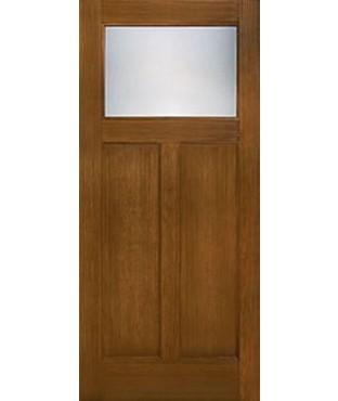 Classic-Craft 2 Panel Fiberglass American Collection Exterior Door (CCA210)