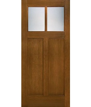 Classic-Craft 2 Panel Fiberglass American Collection Exterior Door (CCA220)