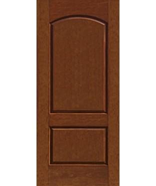 Classic-Craft 2 Panel Fiberglass Rustic Collection Exterior Door (CCR205)