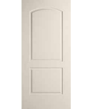 Continental Primed 2 Panel Smooth Door (Caiman)