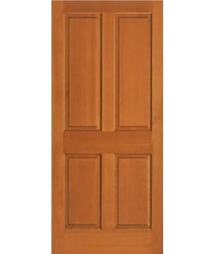 4 Panel Fir Door (F-44)
