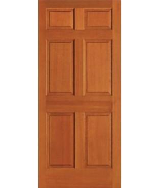 6 Panel Fir Door (F-66)