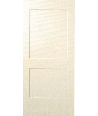 Monroe Primed 2 Panel Smooth Door