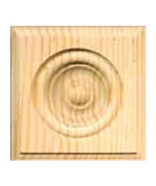 Pine Wellington Rosette (WEL834)
