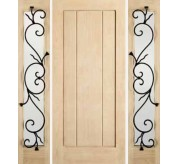 Estate Collection Clear Alder Exterior Door (1313)