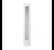 1 Panel Fiberglass Smooth Exterior Sidelite (140L)