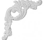 Tirana Urethane Panel Corner Moulding (PML16X18TI)