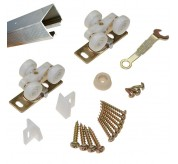 Pocket Door Track and Hardware (100-0072)