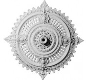 """30"""" Haylynn Urethane Ceiling Medallion (CM29HY)"""
