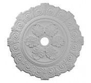 """34"""" Scroll Urethane Ceiling Medallion (CM33SC)"""