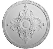 "55"" Milton Urethane Ceiling Medallion (CM54MI)"