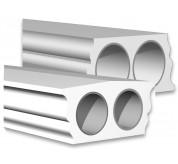 "11""x9"" Top Polyurethane Handrail (TRAL11X9)"