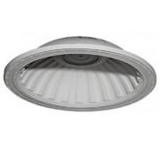 """32"""" Milton Urethane Ceiling Dome (DOME31MI)"""
