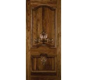 Classic Collection 2 Panel Walnut Exterior Door (1313)