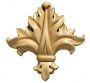 "3"" Small Wood Acanthus Leaf (CRV5183)"