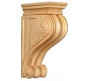 "12"" Classic Wood Corbel (CRV5256)"