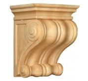 "6"" Classic Wood Corbel (CRV5259)"