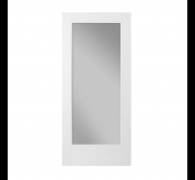 1 Panel Fiberglass Smooth Exterior Door (59)