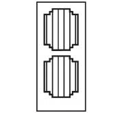 MDF Door (612)
