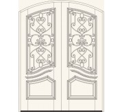 Manorgate Collection Wrought Iron Exterior Door (766)
