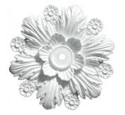 "15"" Beaux Art Polyurethane Ceiling Medallion (80015)"