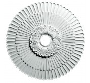 "30"" Antiquity Polyurethane Ceiling Medallion (80230)"