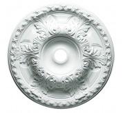 """24"""" Emma Polyurethane Ceiling Medallion (81024)"""