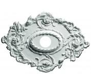 """30"""" British Victorian Polyurethane Ceiling Medallion (81030)"""