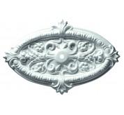 "27"" Larman/ Brown Spangler House Polyurethane Ceiling Medallion (81727)"