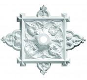 "45"" Raleigh Polyurethane Ceiling Medallion (82345)"