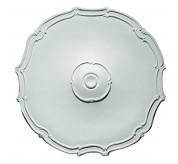 "19"" Dauphine Polyurethane Ceiling Medallion (85019)"