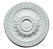 """20"""" Grecian Flower Polyurethane Ceiling Medallion (85021)"""