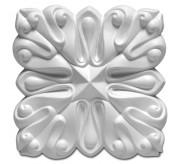 "5"" Lotus Polyurethane Rosette (85438)"