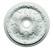 """46"""" Emma Heritage Polyurethane Ceiling Medallion (88546)"""