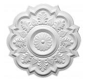 "21"" Allesandra Polyurethane Ceiling Medallion (88821)"