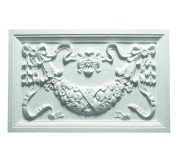 "37"" Georgian Polyurethane Wall Plaque (97010)"