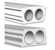"""9""""x11"""" Bottom Polyurethane Handrail (BRAL11X9)"""