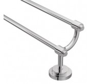 "Iso Collection 24"" Double Towel Bar (DN0722)"