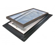 Manual Venting Self Flashing Deck Mounted Skylight (EV)