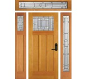 Artist Collection Scottsdale Cactus Exterior Door (6982)