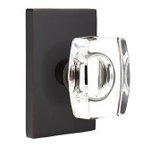 Windsor Crystal Passage Door Knob